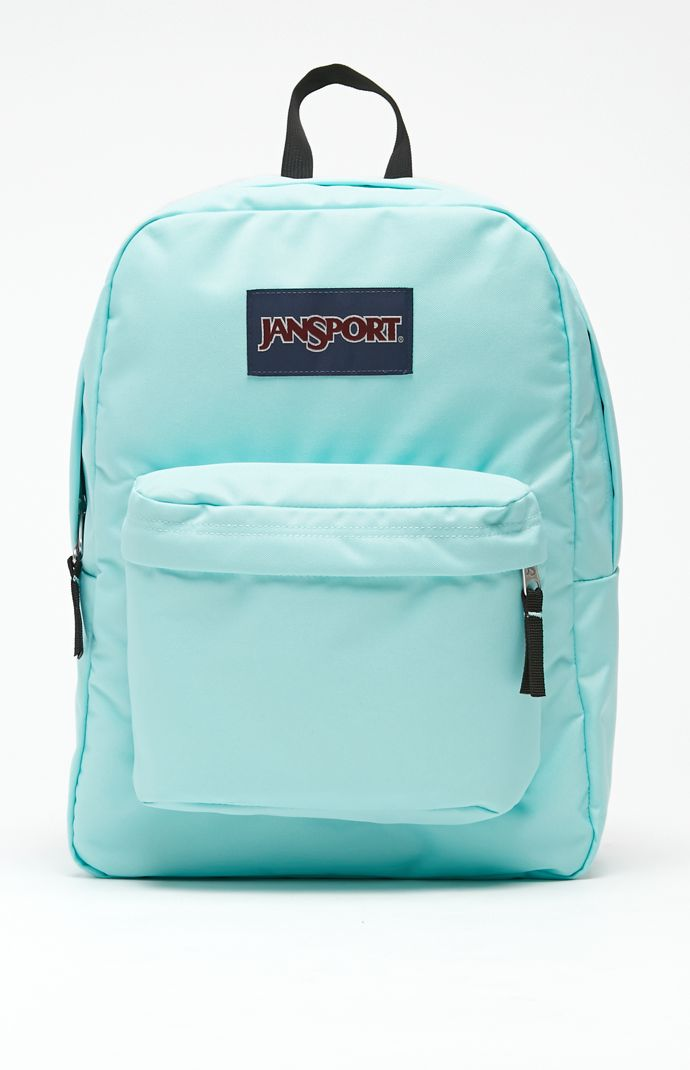 Jansport Mint Backpack | Frog Backpack