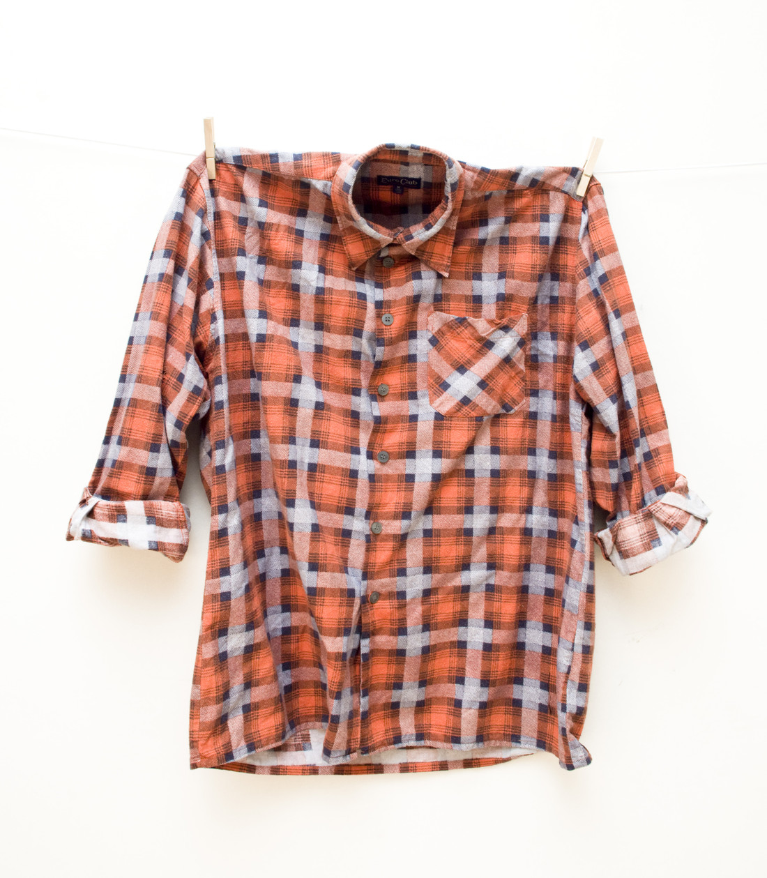 Orange shirt - Pop Sick Vintage