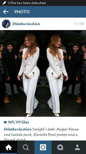 pants khloe kardashian