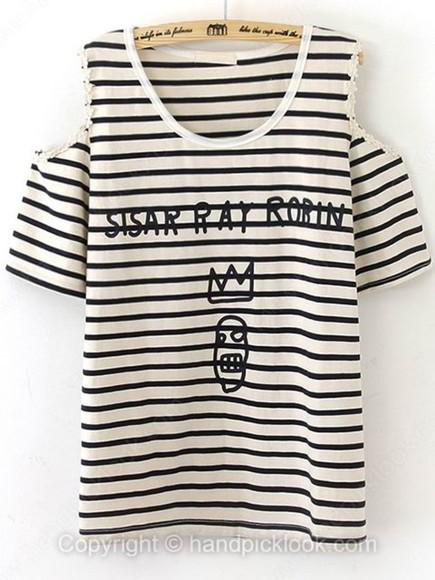 mariniere t-shirt clothes