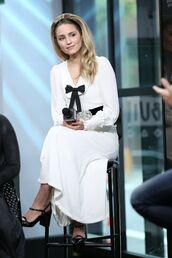 dress,dianna agron,white,white dress,maxi dress