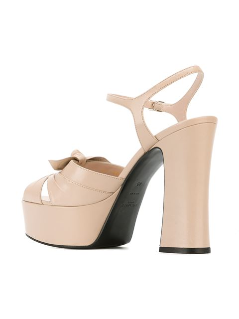 f3d2fcc4b137 Saint Laurent  candy  Platform Sandals - Tiziana Fausti - Farfetch.com