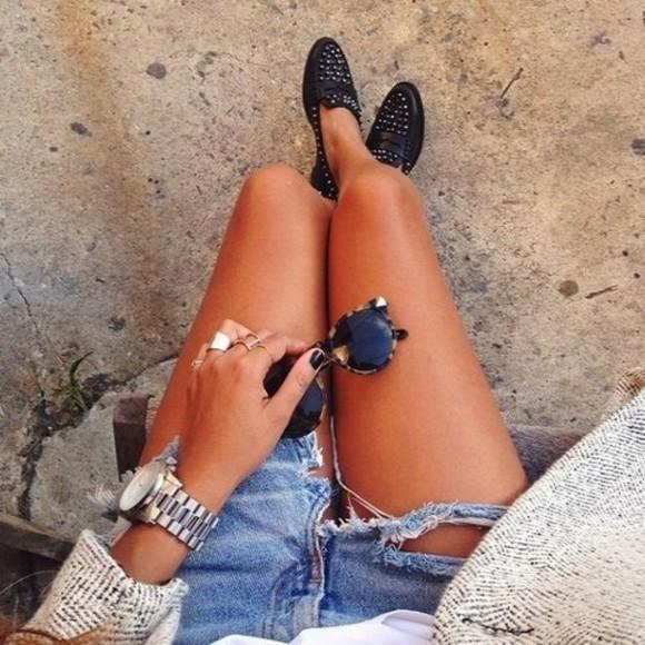 shoes flats fashion