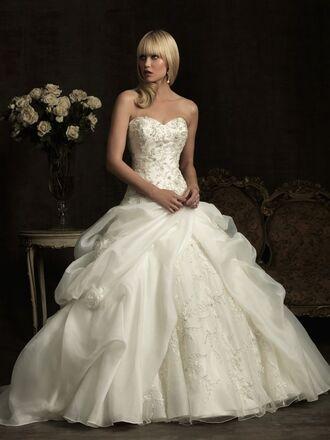dress wedding dress a_line wedding dress allure