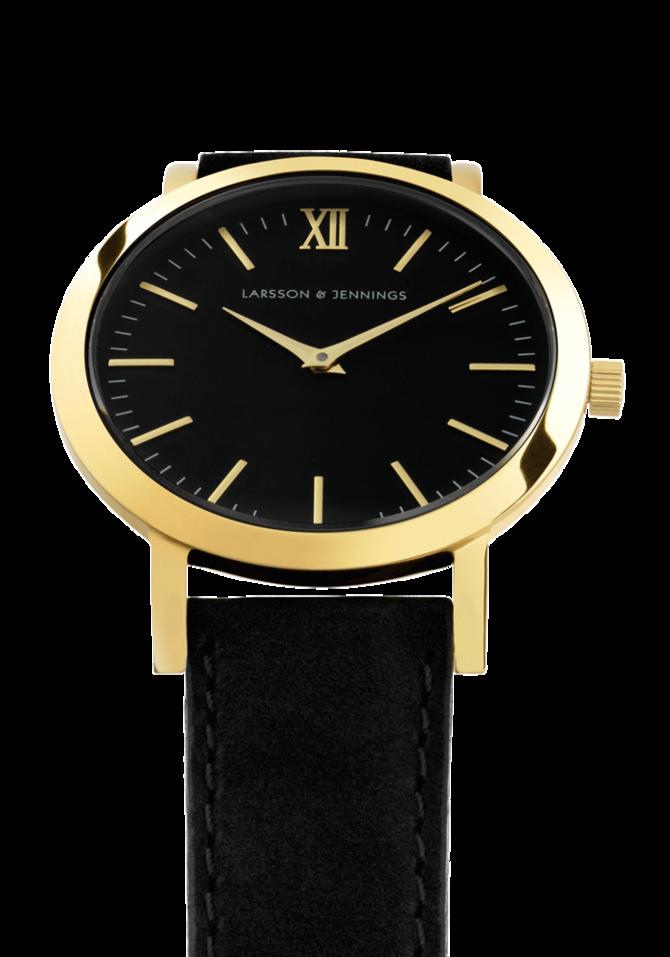 larsson jennings minimalist swiss made watches. Black Bedroom Furniture Sets. Home Design Ideas