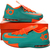Womens KD 6 Teal Team-Orange Colorways Nike Kevin Durant Shoes