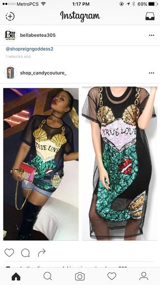 dress see through top see through dress mesh dress mermaid