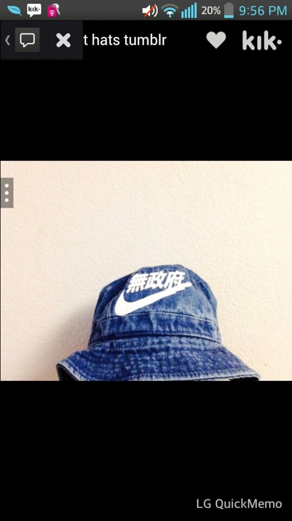 hat nike bucket hat vintage nike hat acid wash blue denim jeans bucket hats chinese bucket hat chinese nike air