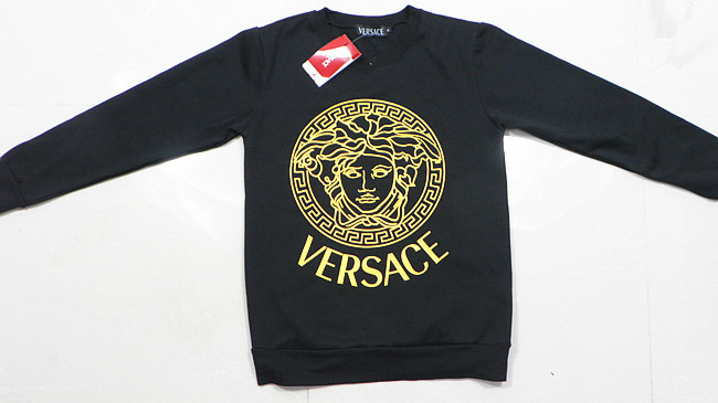 Cheap Versace Hoodies #33119, $43 USD- [BL033119] - Replica Versace Hoodies