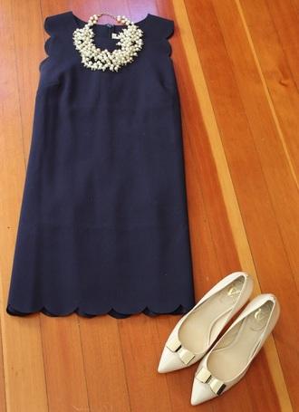 dress navy blue dress navy dress blue dress flowy dress summer dress hot