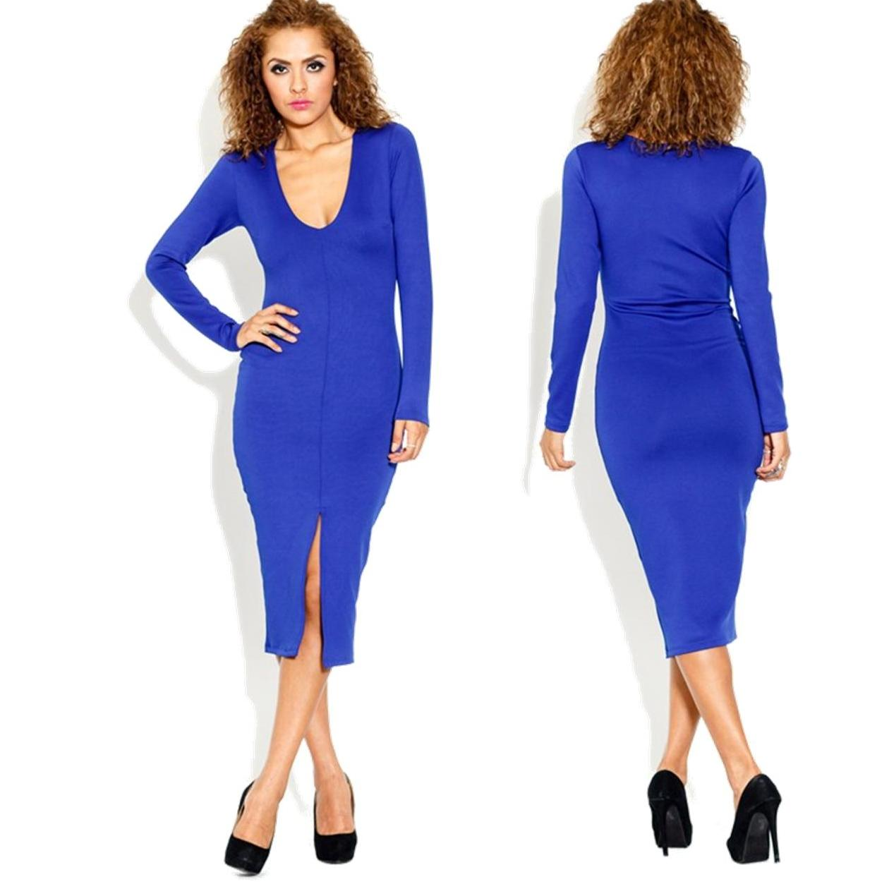 For the royal blue dress · trendyish · online store powered by storenvy