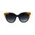 Floral Cat Eye Sunglasses