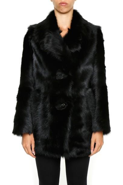 coat sheepskin