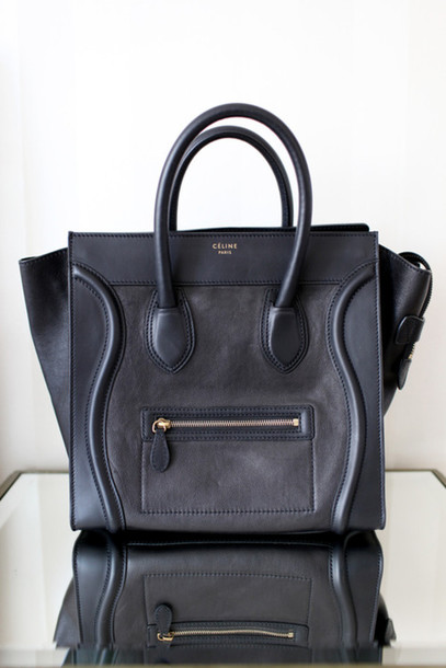 celine purse black