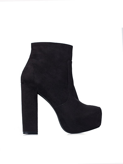 High Heel Boot, NLY Shoes