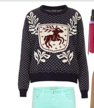 sweater canada pink blue rock pop white animal back to school style glamour fashion model happiness accessorietà jewerly top make-up vip stars celebrity hollywood london paris love amour summer winter outfits outfit ugg boots smile