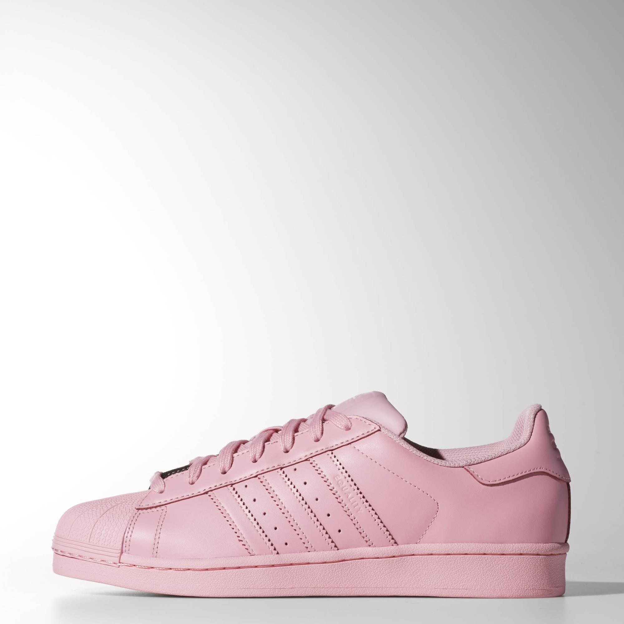 new concept 48723 be61c adidas Superstar Supercolor Shoes - Pink | adidas US