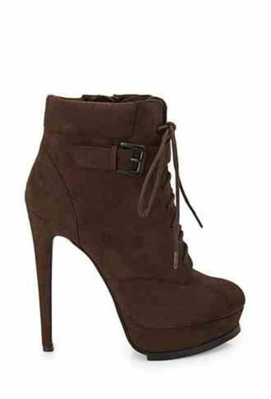 high heels lace up
