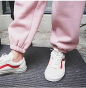 pants,girly,pink,sweatpants,joggers,joggers pants,tumblr