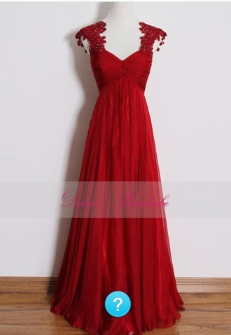 dress red dress prom dress long dress long prom dress