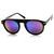 European Mirror Revo Lens Round P3 Retro Aviator Sunglasses 8758                           | zeroUV