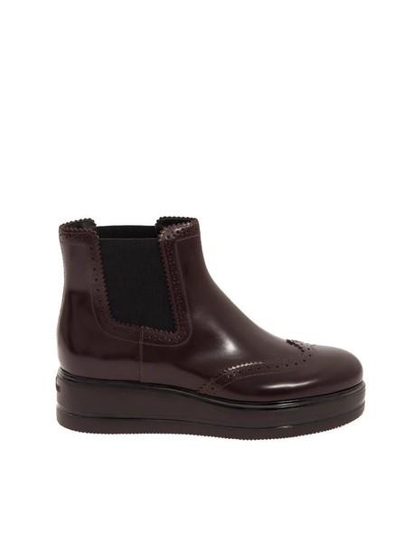 Hogan ankle boots shoes