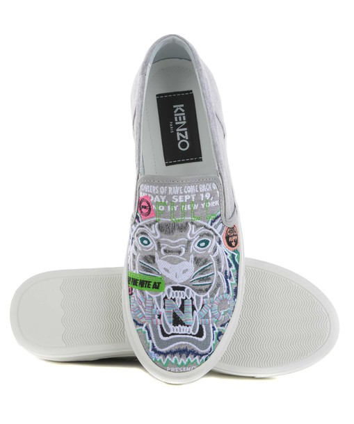 Kenzo tiger sneakers shoes