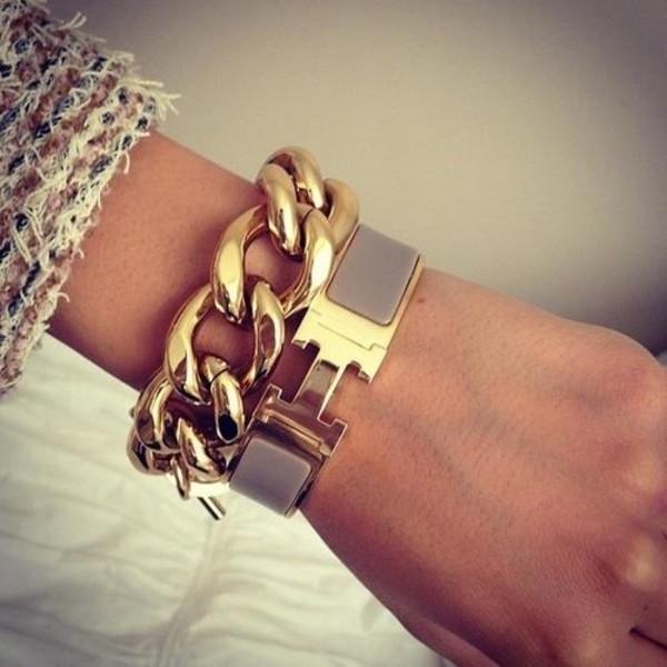 jewels h bracelet