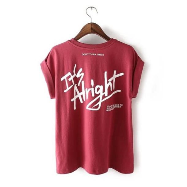 shirt red t-shirt
