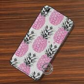phone cover,pink,pineapple,pineapple print,lg case,lg g3 cases,lg g4 case,lg g5 case,nexus case,nexus 4 case,nexus 5 case,nexus 6 case,sony xperia case,sony xperia z3 case,sony xperia z5 case,sony xperia z4 case,htc case,htc one case,htc one m7 case,htc one m8 case,htc one m9 case,htc one m9 plus case