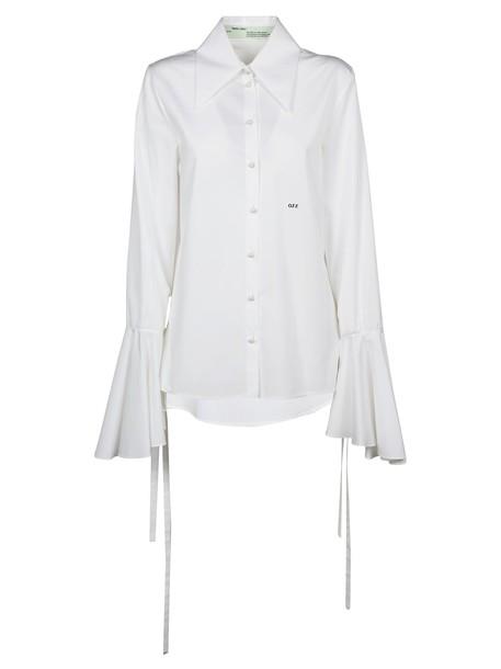 Off-White shirt classic white top