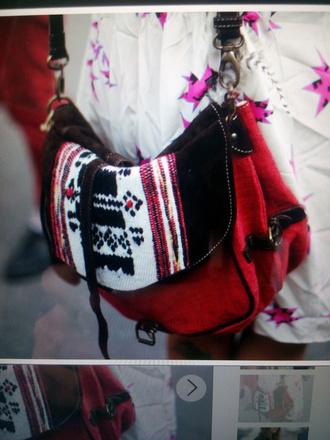 bag aztec