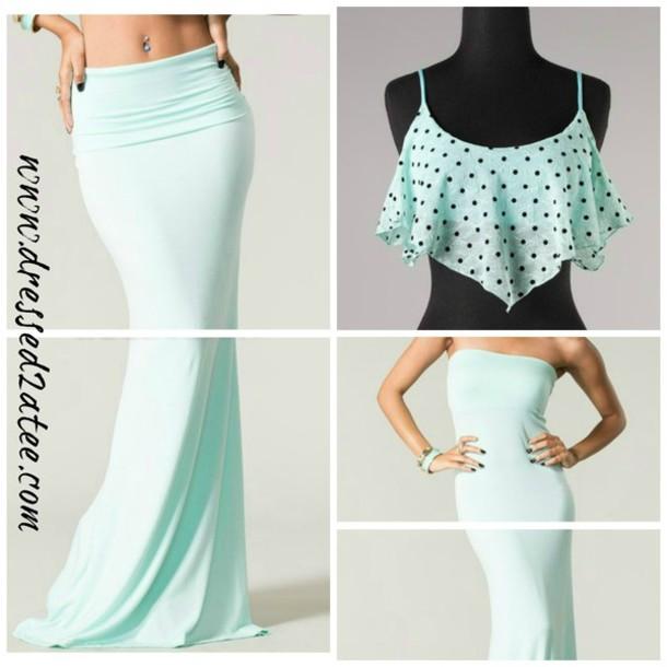 Convertible Skirt Dress