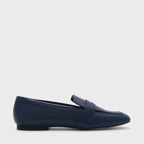 loafers navy shoes