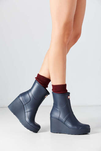 shoes wellies wedges hunter boots
