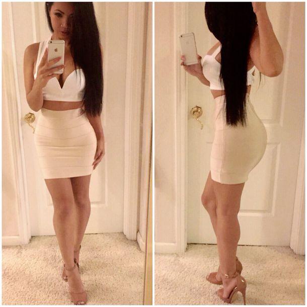 skirt clothes crop tops top style shirt streetwear