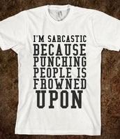 shirt,sarcastic,tumblr shirt,graphic tee,black and white,funny shirt