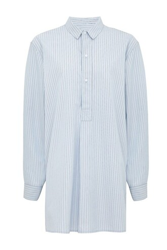 dress shirt dress mens shirt light blue stripes