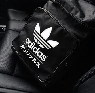 bag backpack adidas adidas originals instagram tumblr outfit mens accessories