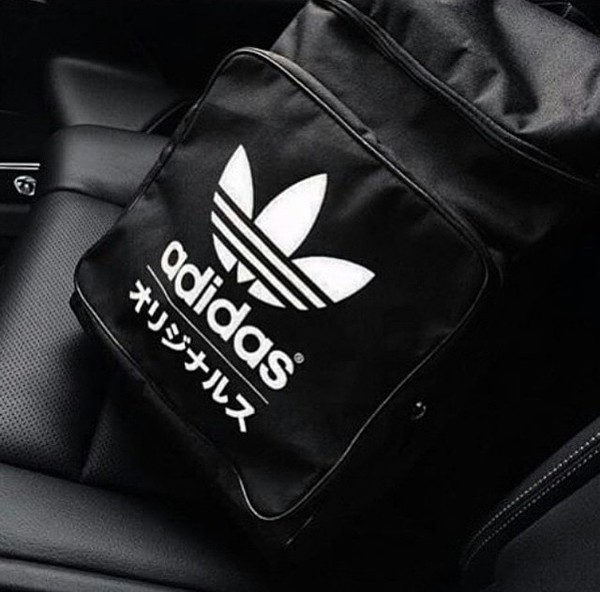 bag backpack adidas adidas originals instagram tumblr outfit mens accessories mens backpack