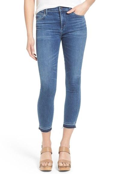 Joe's 'Icon' Crop Skinny Jeans (Kai) | Nordstrom