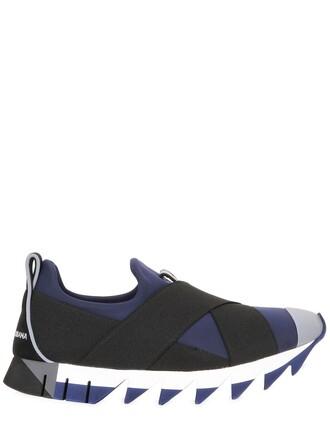 sneakers neoprene navy shoes