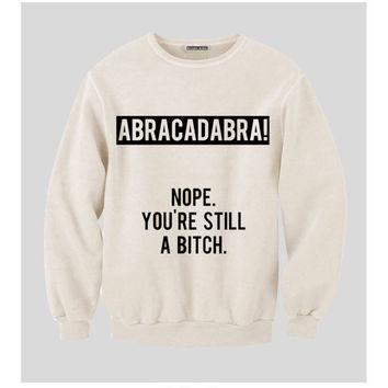 Pre-Order Abracadabra Alakazam Sweatshirt on Wanelo