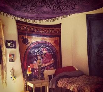 boho scarf tapestry home decor
