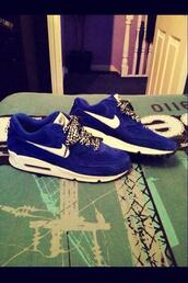 shoes,nike air,nike running shoes,nike shoes,nike shoes with leopard print,air max,nike air max 90,velvet,nike air max 1,swag,sexy shoes,fab,footwear,just do it
