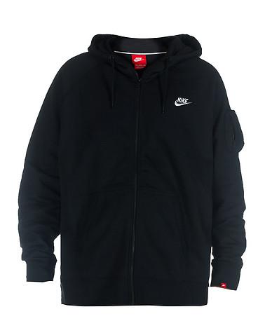 Nike aw77 flc fz hoodie