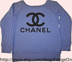 PINK CHANEL CREW NECK on The Hunt