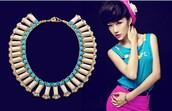 jewels,necklace,big necklace,friendship necklace