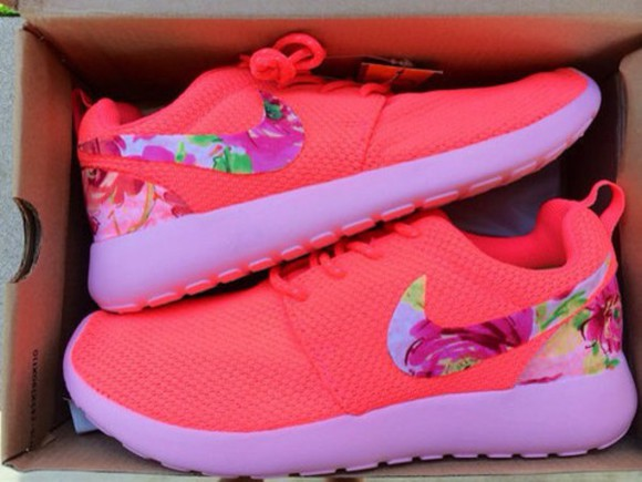 nike sneakers roshes run tropical shoes roshee
