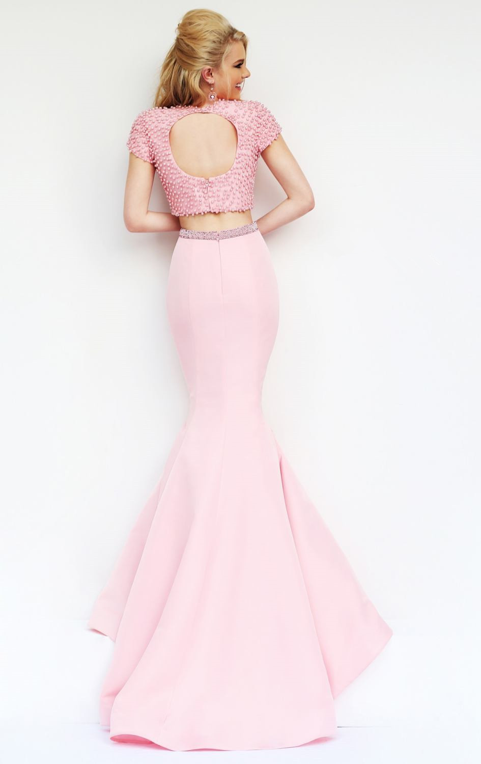 Aliexpress.com : buy new!!! evening dresses 2015 two pieces set dresses beaded bodice pink party dresses for girls from reliable dress exotic suppliers on suzhou babyonlinedress co.,ltd